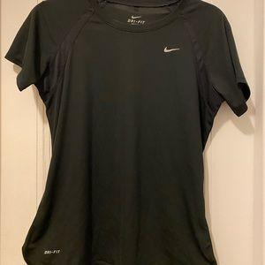 Nike Dri-Fit Mesh Workout Top